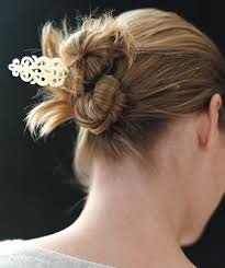 hair clip types hair accessories for all hair types real simple