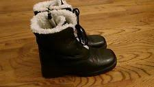 womens winter boots size 9w womens totes winter boots ebay