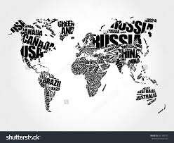 country world map clipart bbcpersian7 collections