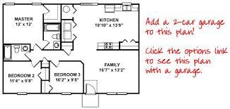 3bed 2bath Floor Plans 3 Bedrooms 2 Baths House Plans Everdayentropy Com