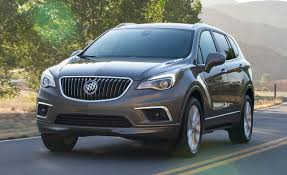 buick 2017 buick envision first drive u2013 review u2013 car and driver