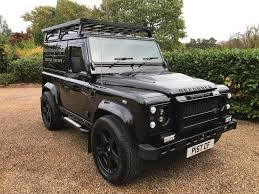 jaguar land rover defender used 2014 land rover defender 90 2 2 td xs hard top fast road