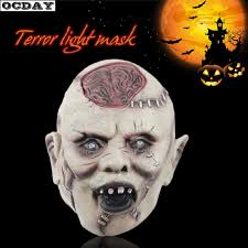 Skull Mask Halloween Online Get Cheap Scary Costume No Mask Aliexpress Com Alibaba Group