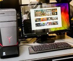 Desk Top Computer Reviews Lenovo Desktop Reviews Cnet