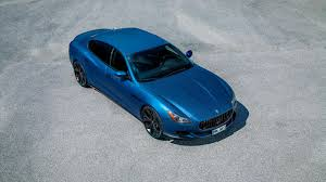 maserati tron maserati quattroporte tuned to 605 ps by novitec tridente