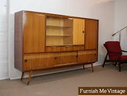 credenza unit stunning large vintage atomic age wall unit credenza wall units