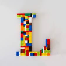 lego monogram wall letter 10 lego monogram wall letter 10