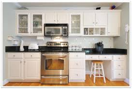 Glass Cabinets In Kitchen Glass Kitchen Cabinet Design Throughout For Cabinets Architecture