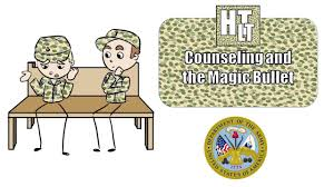 Army Counseling Magic Statement How To Lt Counseling And The Magic Bullet