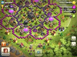 clash of clans wallpaper free part 1 clash of clans village clans youtube