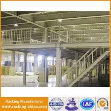warehouse steel mezzanine floor warehouse steel mezzanine floor
