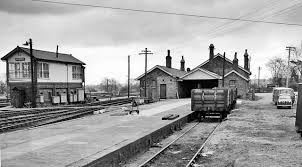 Blisworth railway station