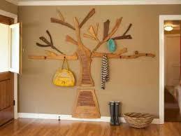 porte manteau mural pour chambre bébé porte manteau mural diy en 18 exemples vintage porte manteau arbre