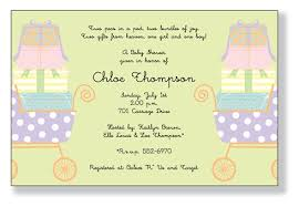 baby shower invitations wording orionjurinform
