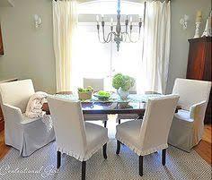 Windsor Chair Slipcovers Linen Slipcover Room Shabby And Shabby Chic Dining