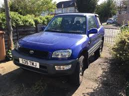 toyota rav4 1998 2 0 manual half soft top bargain with only