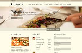 themes wordpress restaurant free restaurant wordpress theme restaurante responsive theme 2018
