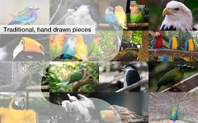 jigsaw puzzles bold birds android apps on google play