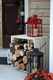 christmas porch decorations 50 front porch christmas decor ideas to make this year
