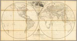 Maps Of The World Com by Map Of The World Exhibiting The Researches Of Capn James