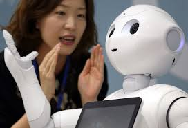 japanese are quick to embrace robots the japan times