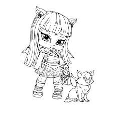 free monster high coloring pages image 46 gianfreda net