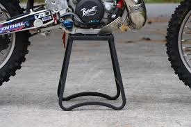 motocross bike stands hammer tested motosport com steel bike stand dirt hammers