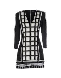 all styles and collections balmain women dresses clearance sale