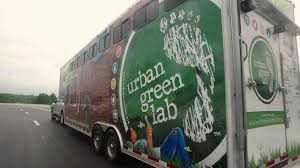 nissan titan nashville tn nissan titan xd drives sustainability education with urban green