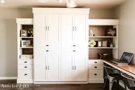 Do It Yourself Murphy Bed Diy Modern Farmhouse Murphy Bed How To Build The Bed And