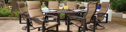 Stackable Aluminum Patio Chairs by Patio Furniture Slings Patio Furniture Ideas