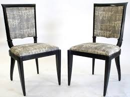 furniture art deco dining chairs unique 1930 39 s french art deco