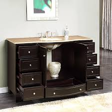 vanity without sink single vanity cabinet with sink single