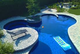 Awesome Backyard Pools by Cool Pool Designs Home Design Ideas