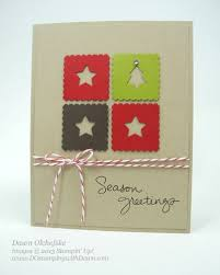 create a christmas card 20 best stin up merry minis images on christmas