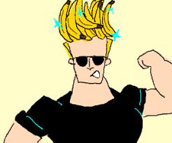 banana hair johnny bravo