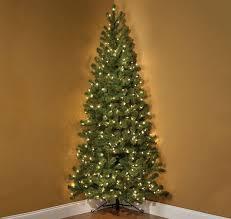 plain design prelit tree 7 5 pre lit downswept