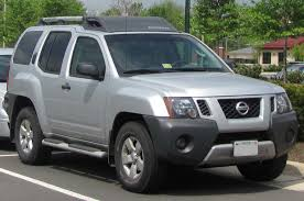 nissan xterra brief about model