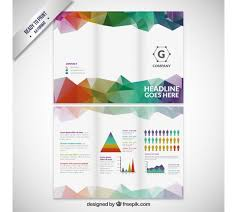 tri fold brochure template illustrator free 20 free tri fold brochure templates to ดดด