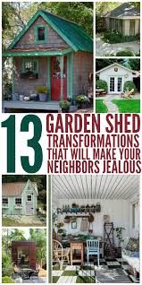 245 best hgtv outdoor spaces 13 shed transformations that u0027ll make your neighbors jealous