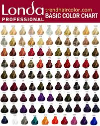 hair color chart londa hair color chart ingredients instructions