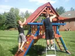 Rainbow Playset Services Offered Fun Makers In Knoxville Tn