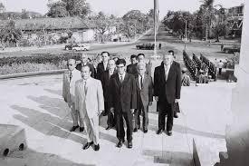 biography of famous person in cambodia hun sen speech pre 93 communist era banners cambodian history
