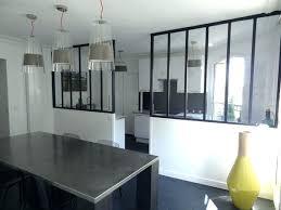 cloison vitree cuisine cloison pour cuisine cloison vitree cuisine salon la cuisine est