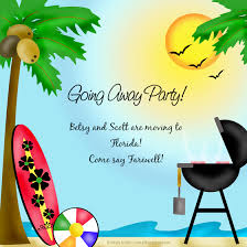 going away party invitation templates musicalchairs us