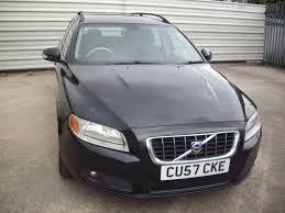 used volvo v70 black for sale motors co uk