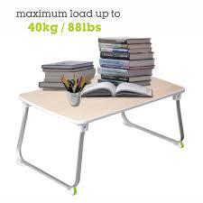 folding utility portable standing table avantree tb903 avantree