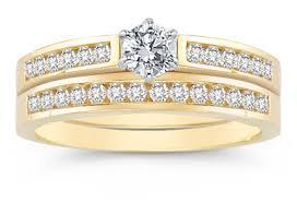 gold wedding rings sets yellow gold wedding ring sets the wedding specialiststhe wedding