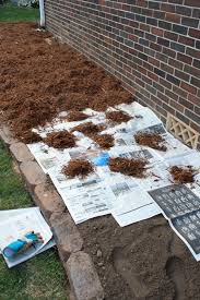 front yard landscaping ideas with mulch the garden inspirations
