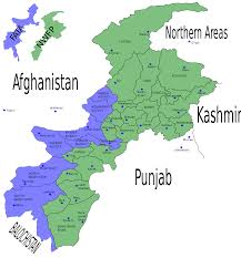 Combatant Command Map War In North West Pakistan Wikipedia